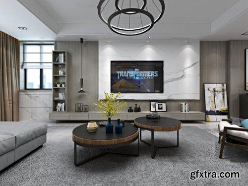 Livingroom 02 By VinhVan
