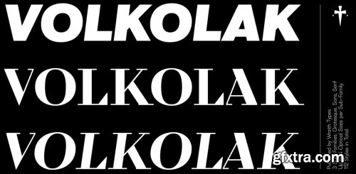 WT Volkolak Complete Family
