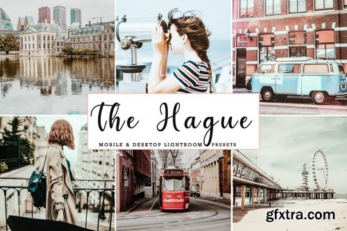 CreativeMarket - The Hague Lightroom Presets Pack 4508553
