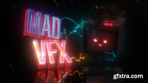 Motion Design School - MAD VFX in After Effects