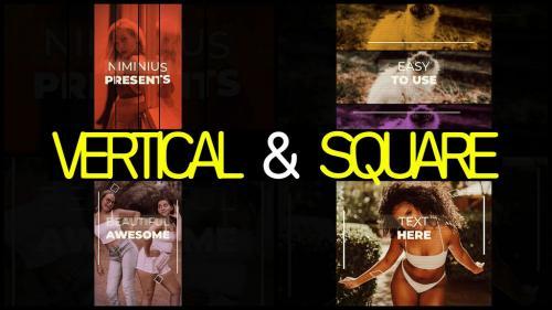 Vertical & Square Intro - 14258683