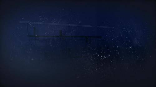 Rainy Neon Reveal - 14261699