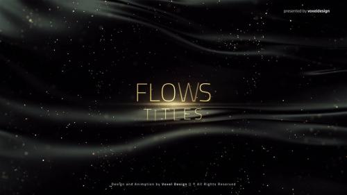 Flows Titles - 14265737