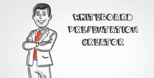 Videohive - Whiteboard Presentation Creator