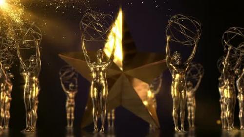 Videohive - Golden Award