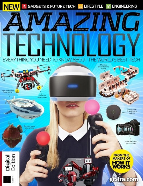 How It Works: Book of Amazing Technology - 14th Edition 2020