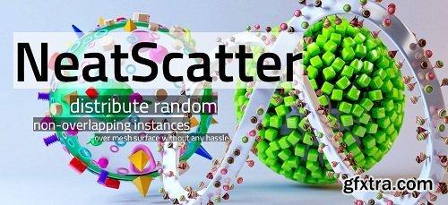 NeatScatter v1.0 for MAX 2016-2020