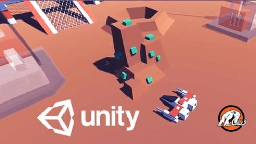 Udemy - Make a Starship Unity Game Powered by AI!