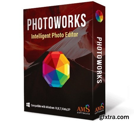AMS  Software PhotoWorks 8.0  Multilingual
