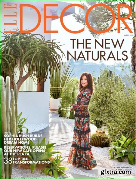 Elle Decor USA - March 2020