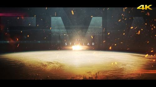 Videohive - Space Trailer for Apple Motion and FCPX