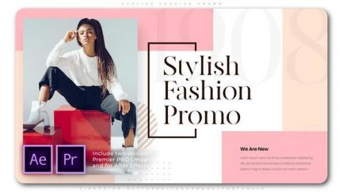 Videohive - Stylish Fashion Promo