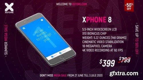 Videohive XStore - Sale Promo 20937515