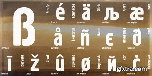 Hermes Font Family