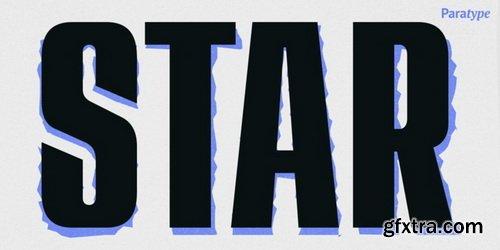 Star Font Family