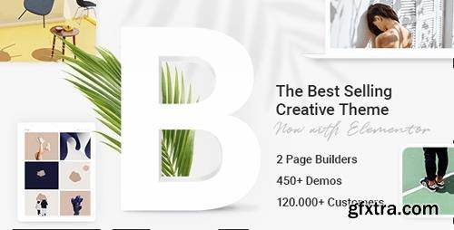ThemeForest - Bridge v20.0 - Creative Multipurpose WordPress Theme - 7315054 - NULLED