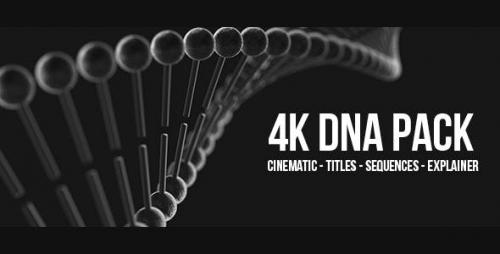 Videohive - Cinematic DNA Pack