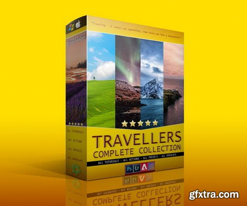 LandscaPhoto - TRAVELLERS COMPLETE COLLECTION - ALL SHOP!