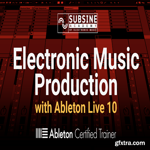 subSine Academy Electronic Music Production with Ableton Live 10 TUTORiAL