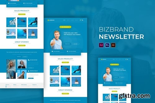 BizBrand | Newsletter Template