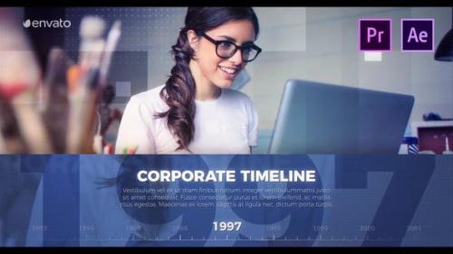 Videohive - Corporate Timeline Presentation