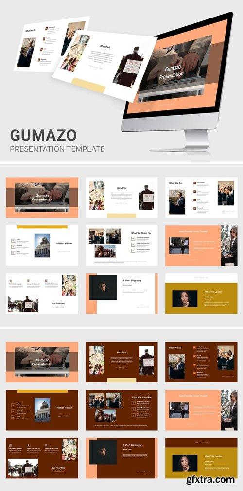 Gumazo - Political Purposes Powerpoint