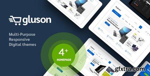 ThemeForest - Gluson v1.0 - Digital Theme for WooCommerce WordPress - 25325539