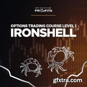 Options Trading Course Level 1: IronShell with Adam Khoo