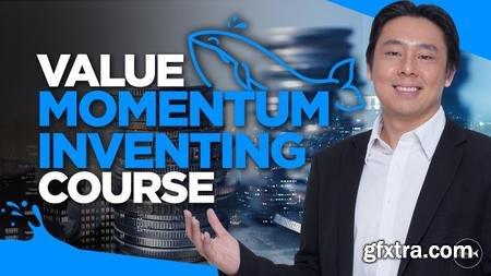 Piranha Profits - Value Momentum Investing (Whale Investor) with Adam Khoo