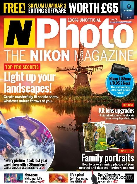 N-Photo UK - Issue 108, March 2020