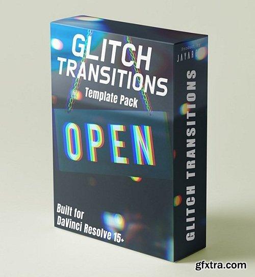 JayAreTV - Glitch Transitions