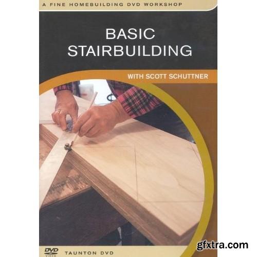 Basic Stairbuilding with Scott Schuttner