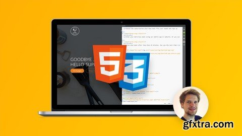 Build Responsive Real World Websites with HTML5 and CSS3 (Updated 12/2019)