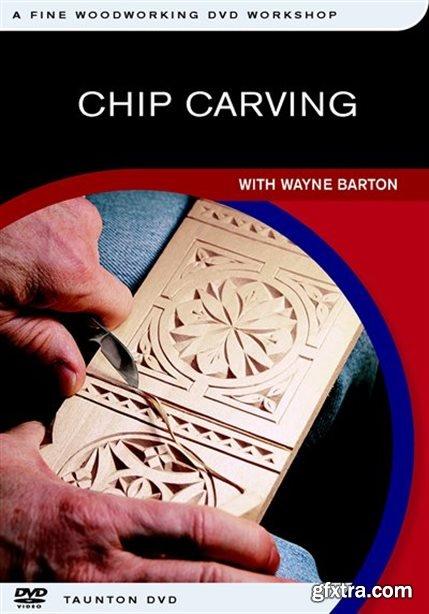 Chip Carving with Wayne Barton