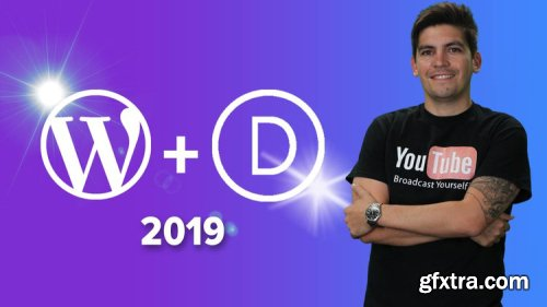 How To Make A Website With Wordpress - Divi Theme (Updated 12/2019)