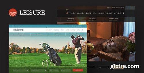 ThemeForest - Hotel Leisure v2.1.14 - WordPress Theme - 9252201