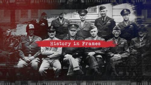Videohive - History In Frames