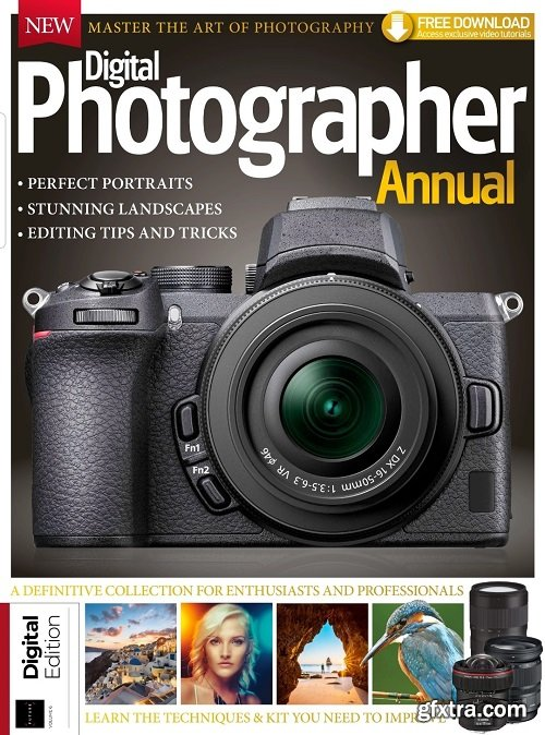 Digital Photographer Annual Volume 6, 2020