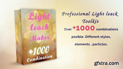 MotionElements - Ultimate Light Leak Maker - 12021897
