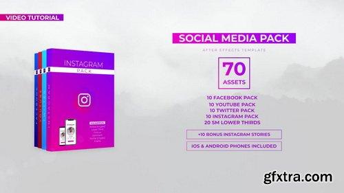 MotionElements - Social Media Pack - 12070466
