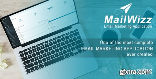 CodeCanyon - MailWizz v1.9.4 - Email Marketing Application - 6122150 - NULLED