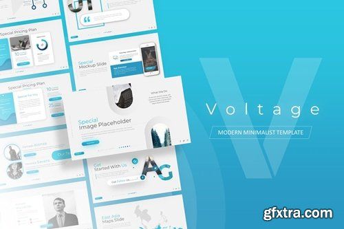 Voltage - Business Presentation Template
