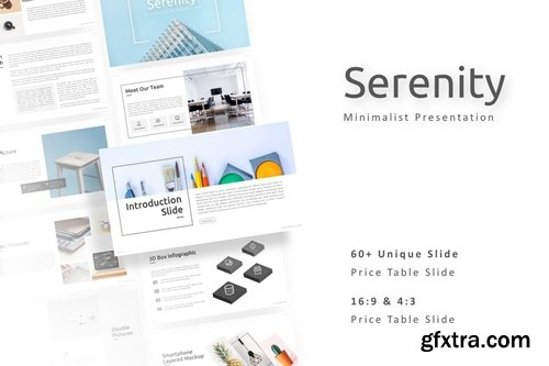 Serenity - Powerpoint Template