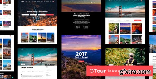 ThemeForest - Grand Tour v4.3 - Travel Agency WordPress - 19264426 - NULLED