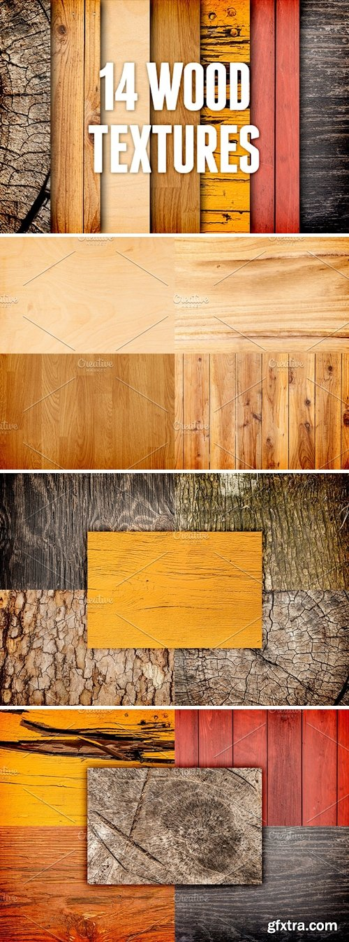 CM - Wood Textures Pack 3 2319