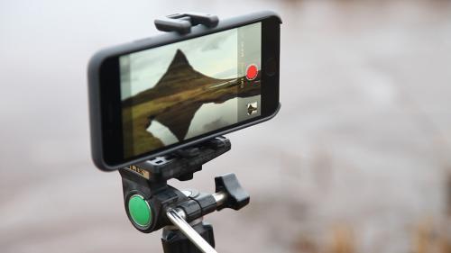 Lynda - iPhone and iPad Photography with iOS 9 - 419364