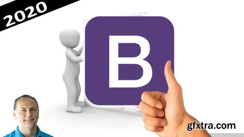 Bootstrap 4 Quick Website Bootstrap Components 2020 Course