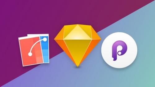 Udemy - UI Animation using Sketch 3, Principle App, and Flinto