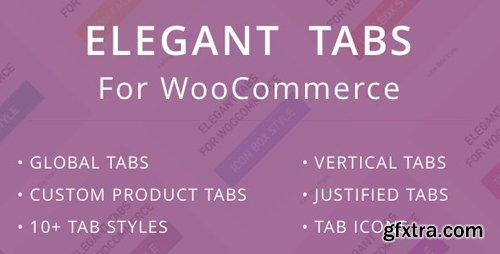 CodeCanyon - Elegant Tabs for WooCommerce v3.1.2 - 9846605
