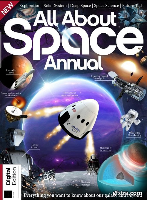 All About Space Annual - Volume 7, 2020